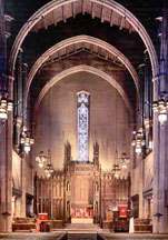 First Congegational Church Chancel